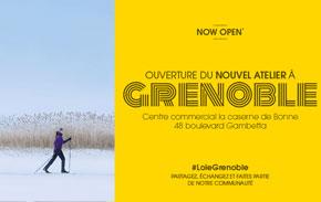 Lolë Atelier Grenoble