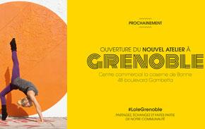 Ouverture Atelier Grenoble